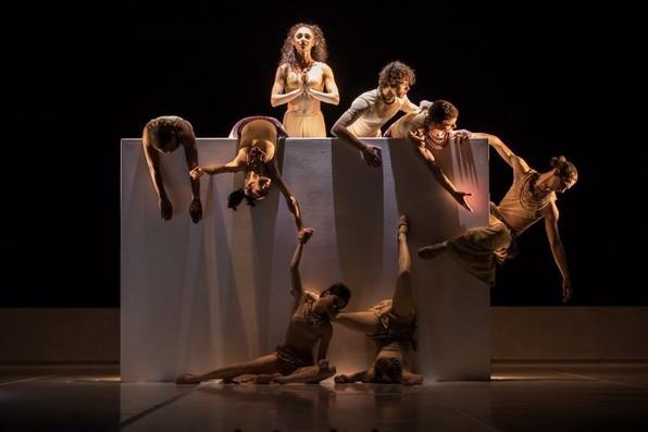 Фрагмент из балета «Люди почти всегда увлечены своим воображением»