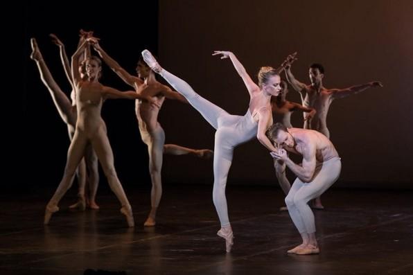 Фрагмент из балета «Девятой симфонии Бетховена».