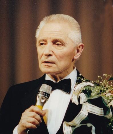 Балетмейстер Юрий Григорович