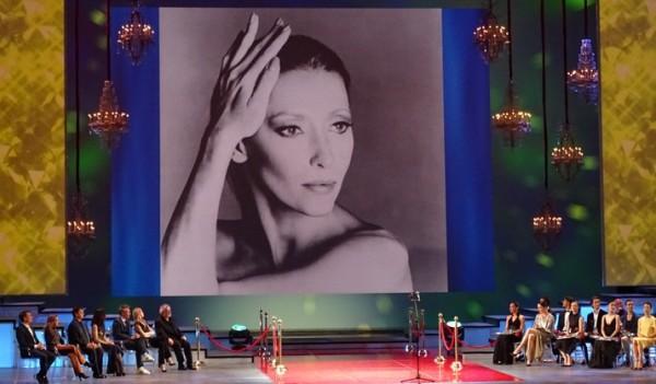 Наталия Макарова - лауреат Приза «За жизнь в искусстве»