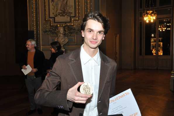 Антуан Киршнер- одаренный танцовщик балета Парижской оперы.
