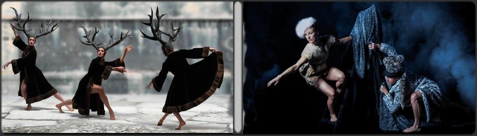 «Kantus 4 - Xtinct Species» - группа Système castafiore. «Fables à la fontaine» в хореографии Беатрис Массен.