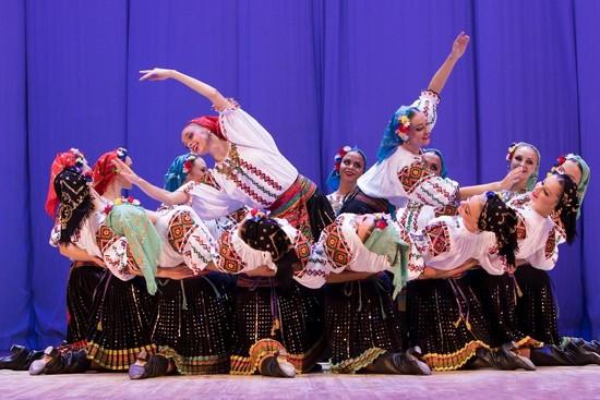 Сюита молдавских танцев