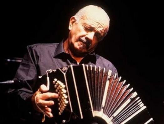 Астор Пьяццолла (1921-1992).