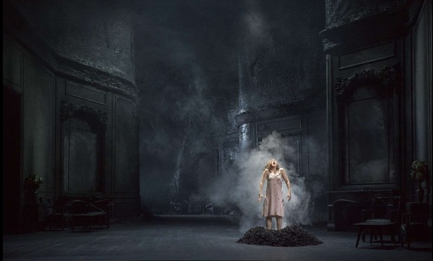Воскрешение Семелы (Н.Шевалье) из пепла